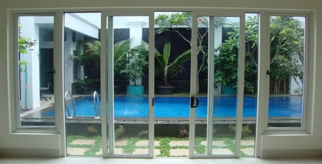 Kusen Jendela Aluminium Kusen Pintu Jendela Aluminium